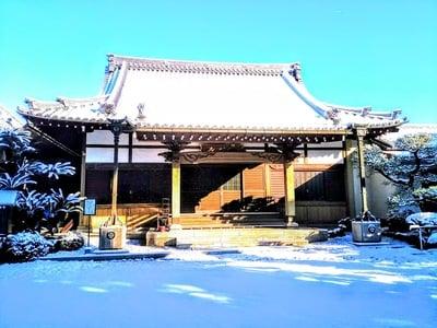 医王山 泉柳寺の本殿