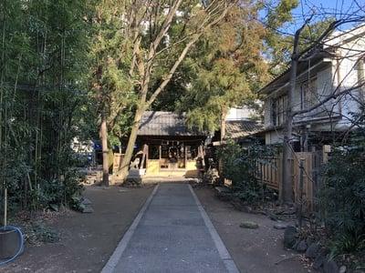 岐阜県八幡神社の建物その他