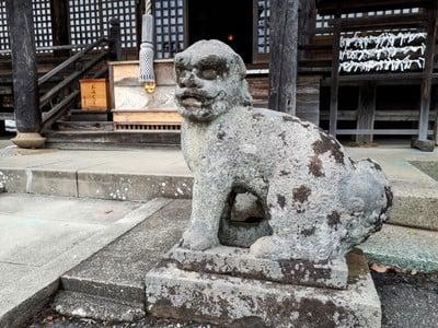 白鳥神社(岩手県)