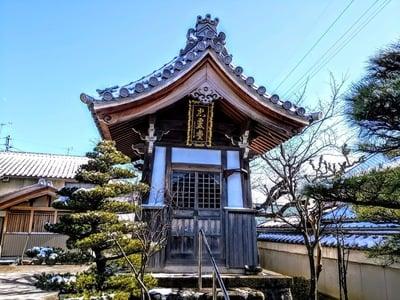 智光山 西方寺の末社