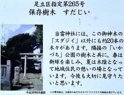 雷神社(東京都)