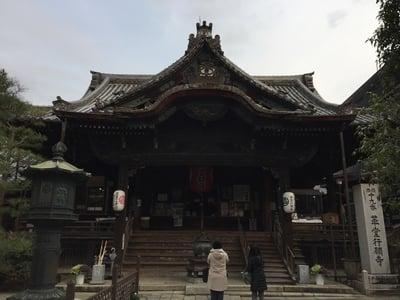 京都府行願寺(革堂)の本殿