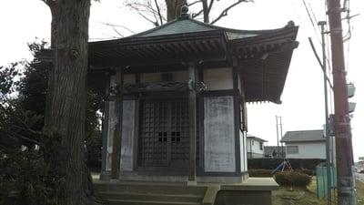 山倉太神の本殿