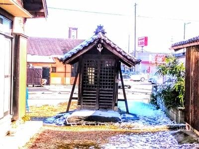 円光寺の末社