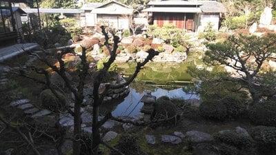 両足院(建仁寺塔頭)(京都府祇園四条駅) - 庭園の写真