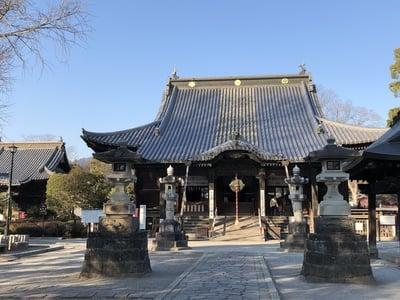 鑁阿寺の本殿