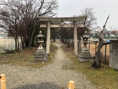 大依羅神社(大阪府あびこ駅) - 鳥居の写真