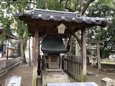 大依羅神社(大阪府あびこ駅) - 末社・摂社の写真