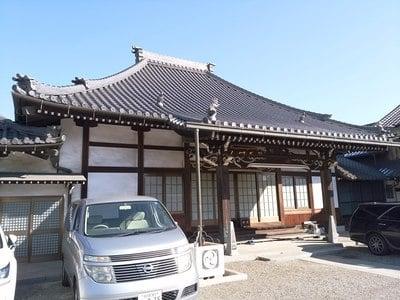 普門山 慈眼寺の本殿