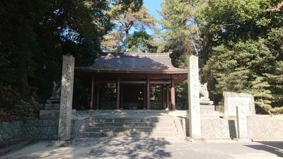 広島県福山八幡宮の本殿