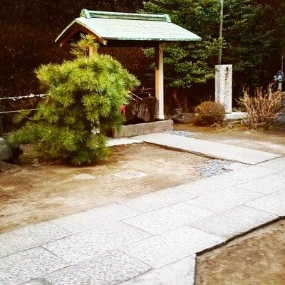 久国神社の手水