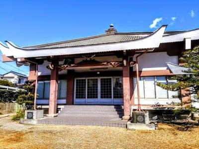 愛知県医王山 神昌寺の本殿