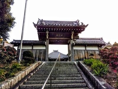 愛知県如意山 宝珠寺の本殿