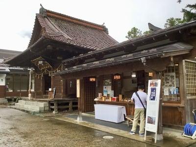 山形県荘内神社の写真