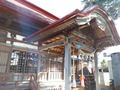 秋葉神社(岩手県)