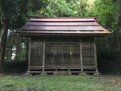 山王神社(長野県)