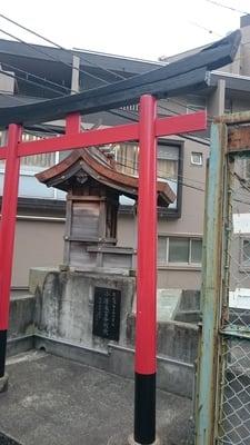静岡県小澤来宮弁財天の写真