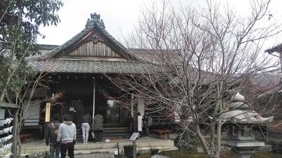 勝林寺の本殿