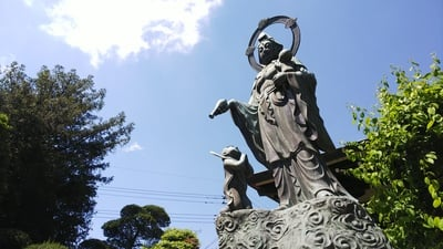 長源寺の仏像