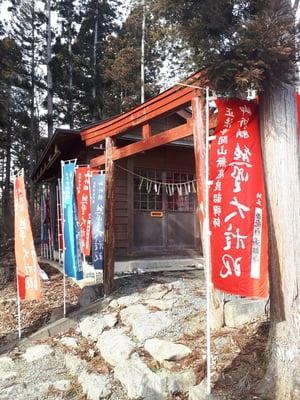 正法寺(岩手県陸中折居駅) - 鳥居の写真