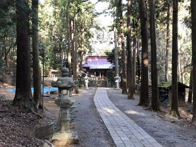 東京都虎柏神社の建物その他