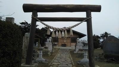 茨城県吉田神社の本殿