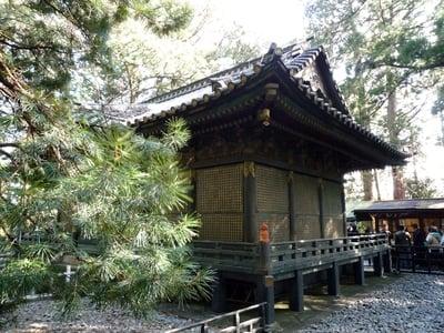 栃木県日光東照宮の本殿