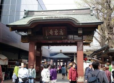 東京都とげぬき地蔵尊 高岩寺の本殿