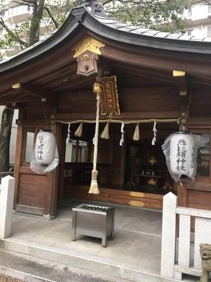 杭全神社の末社