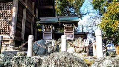 神明生田神社の末社
