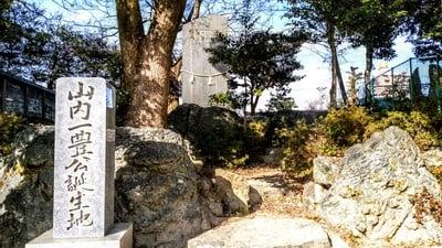 愛知県神明生田神社の写真