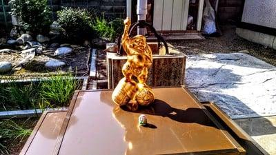 徳岩院の仏像