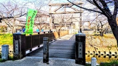 愛知県徳岩院の周辺