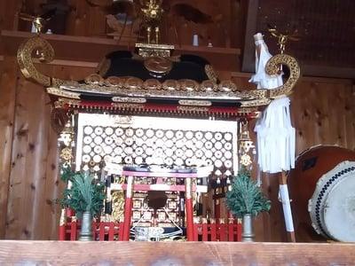 須賀神社のお祭り