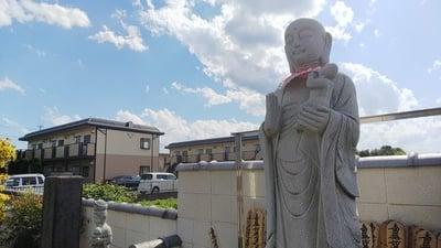 妙法院霊源寺の地蔵