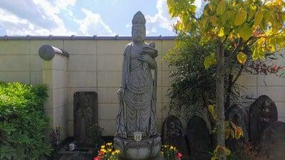 妙法院霊源寺の仏像