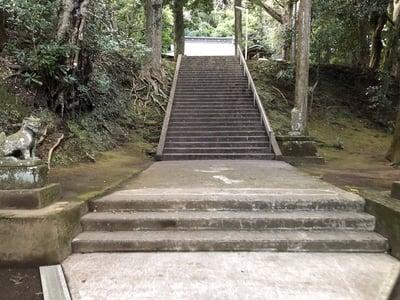 千葉県下立松原神社の写真