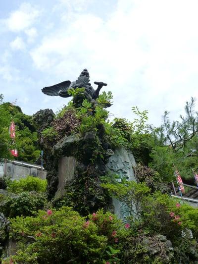 建長寺の像