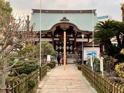 能福寺の本殿