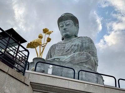 能福寺の仏像