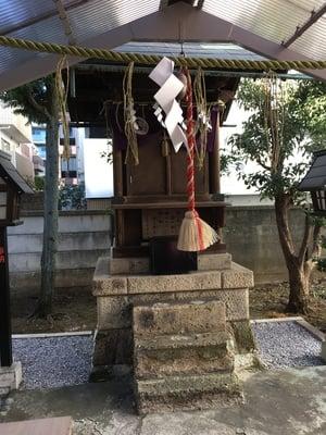 伊富稲荷神社(東京都)