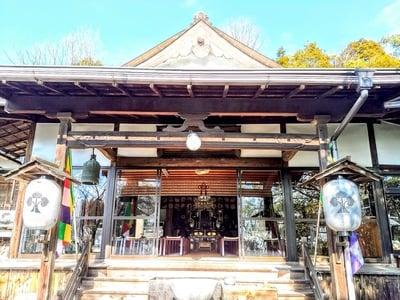 愛知県永源山 善光寺(犬山善光寺)の本殿