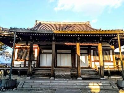 宝池山 常蓮寺の本殿