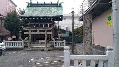 八坂神社(静岡県)