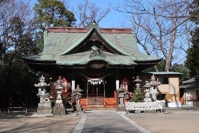 群馬県上野総社神社の写真