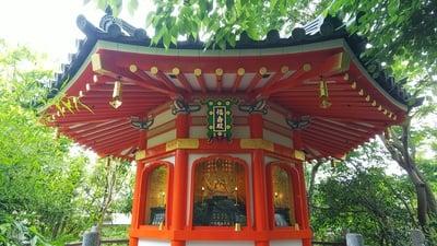 東京都井口院の本殿