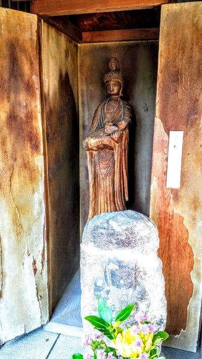 愛知県信貴山 宝生寺の仏像
