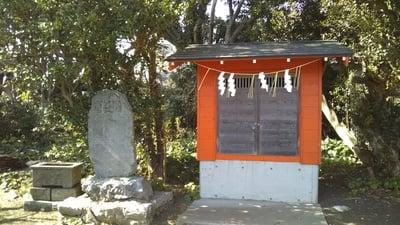 茨城県玉澤稲荷神社の写真