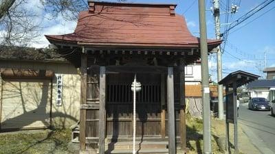 茨城県愛宕神社の建物その他
