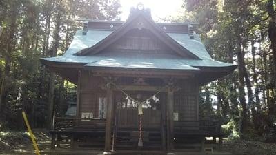 茨城県鹿嶋神社の写真